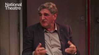 Jim Carter and Imelda Staunton in conversation - National Theatre at 50