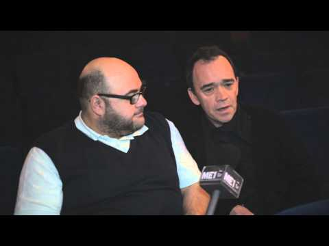 ME1 TV Talks To... Todd Carty