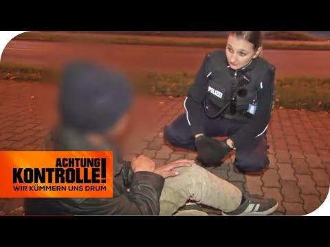 'Menschlichkeit endet nicht mit der Uniform!' - Polizei im Einsatz   Achtung Kontrolle   kabel eins
