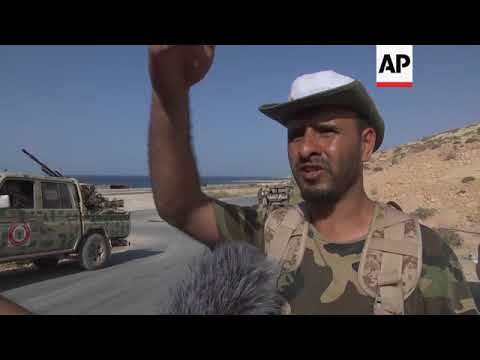 Hifter forces seize most of Libya's Derna from extremist groups