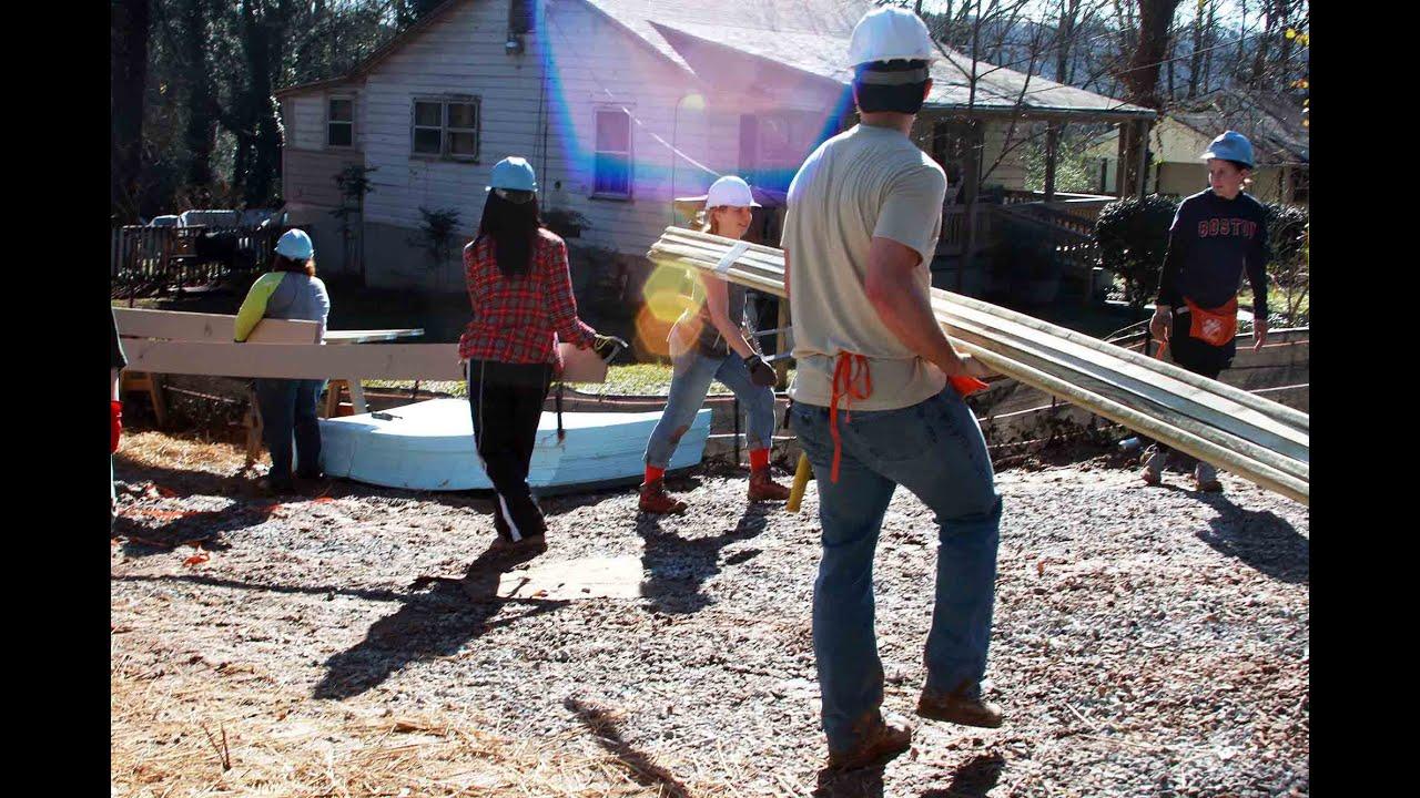 Clark howard sponsoring habitat for humanity house in tulsa - Clark Howard 2016 Atlanta Habitat For Humanity Build