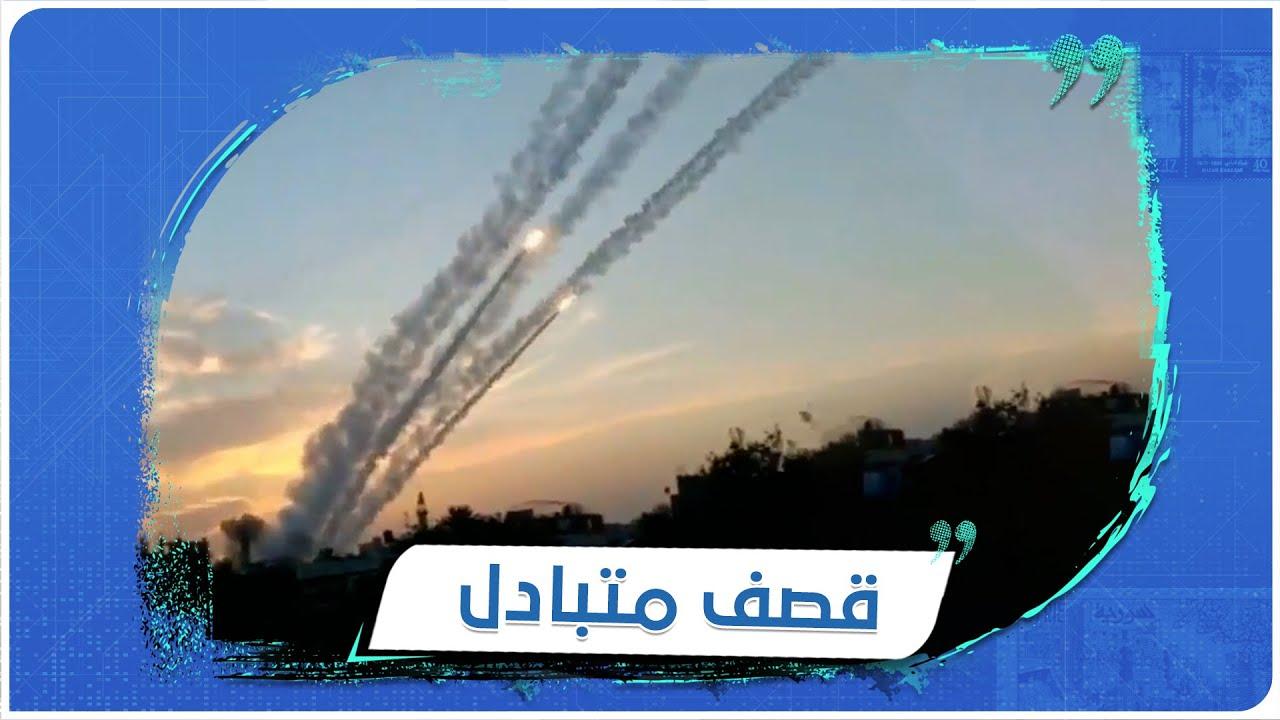 قتيلان إسرائيليان و27 فلسطينياً بقصف متبادل إثر أحداث المسجد الأقصى  - نشر قبل 24 ساعة