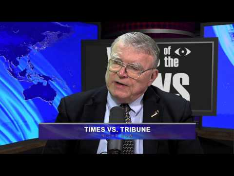 Views of the News: Columbia Daily Tribune vs. Missouri Times