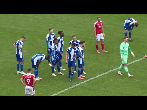 Wigan Swindon Goals And Highlights