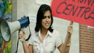 Kismat Konnection - Vidya Balan protests against the builders