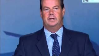 Stephen Hammond, Member of Parliament UK, at Jalsa Salana UK 2014