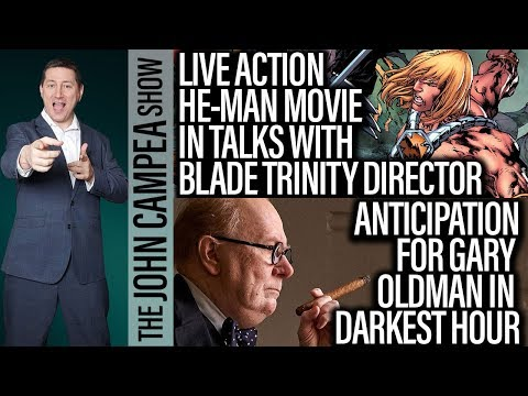 He-Man Movie To Be Directed By David S Goyer - The John Campea Show