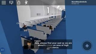 Sec ret ending Airplane roblox