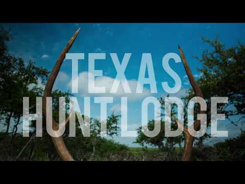 Whitetail Deer & Exotic Hunting @Texas Hunt Lodge - Promo Video