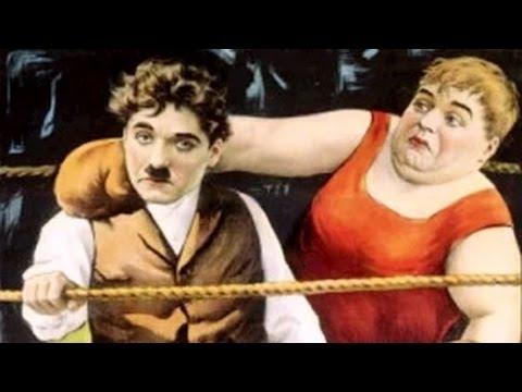 The Knockout (1914) - Charlie Chaplin (HD)