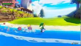 The Legend of Zelda: Wind Waker HD - Angry Pigs