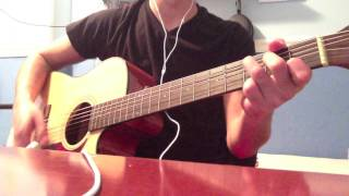 Hillsong UNITED Scandal Of Grace (Acoustic Guitar Cover) CHORDS & LYRICS IN DESCRIPTION!