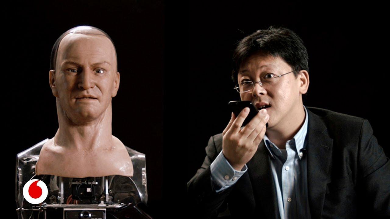 Han, el robot más humano del mundo #VodafoneOne