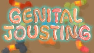 JUST SOME BROTHERLY LOVE |Genital Jousting|