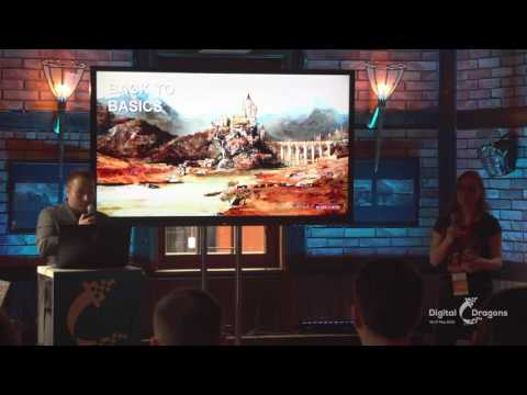 DD 2016 - The teamwork behind the Environment Art of The Witcher 3: Wild Hunt - Blood and Wine