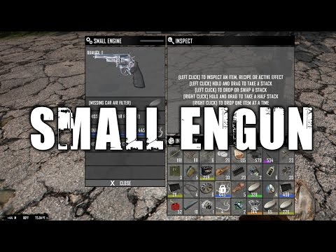 7 Days To Die:True Survival mod |SDX| Small Engun  Ep 24