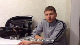 Ремонт кораблика для рыбалки Carp Academy  Ч.2. - Павел Кеба - interplastics