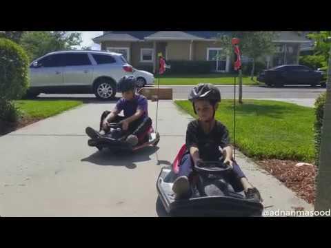 Razor Crazy Cart Shift 24 Volt Ride On Tornado