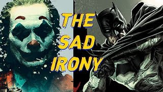 "THE JOKER Movie ""SAD IRONY"" ENDING Explained"