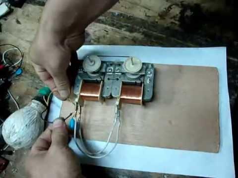 Overunity free energy generator 1 - YouTube