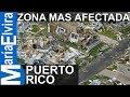 LA ZONA MAS AFECTADA POR EL HURACAN MARIA 音乐视频片