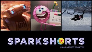 Introducing Pixar SparkShorts