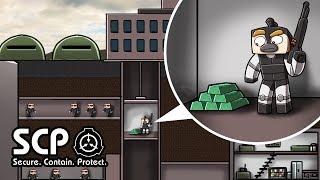 Minecraft - SCP FOUNDATION HEADQUARTERS! (SCP CONTAINMENT BREACH)
