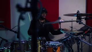 Ella Mai - Boo'd up x GMJR Drum Cover Arrangement Video