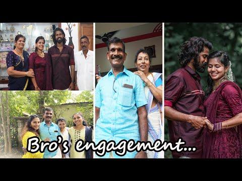 അനിയന്റെ engagement//MY FULL