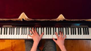 Lambert - As Ballad (piano cover)