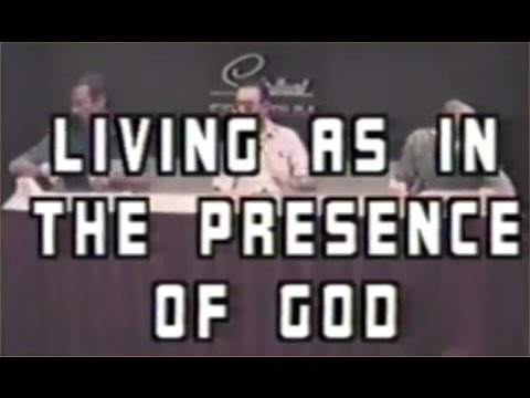 Spiritual Spectrum - Living as in the Presence of God
