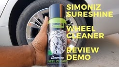 Simoniz Sure Shine Wheel Cleaner