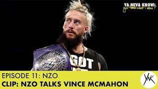 Enzo Amore talks Vince McMahon | Episode 11