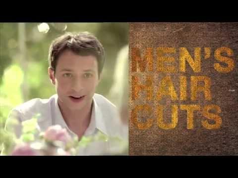 Männer Haarschnitt Trailer