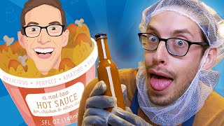 Keith Makes A Hot Sauce For Chicken Video