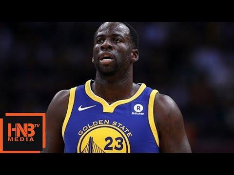 Golden State Warriors vs Memphis Grizzlies 1st Half Highlights / Week 1 / 2017 NBA Season