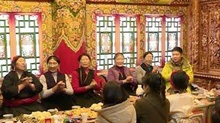 Tibetan People Ready to Celebrate Upcoming Tibetan Calendar New Year