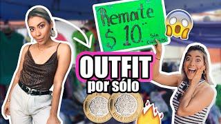 COMPRÉ ROPA POR SÓLO $10 PESOS! *Armé outfits super COOL*