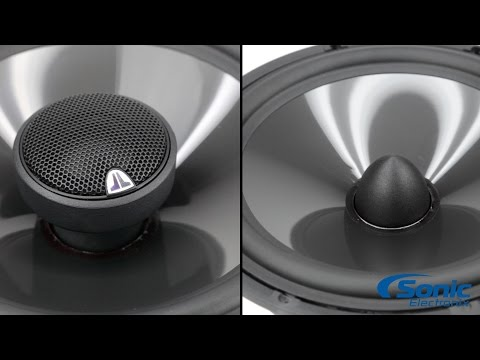 JL Audio C3 Convertible Componet / Coaxial Car Speakers Systems | Product Overview