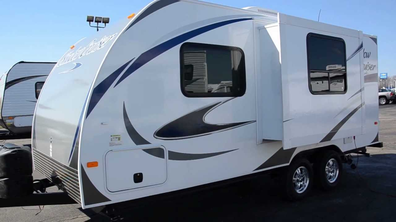 29718 2013 Cruiser Rvs Shadow Cruiser S 195wbs Youtube