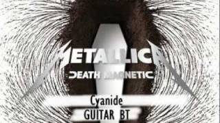 Metallica - Cyanide (Guitar Backing Track)