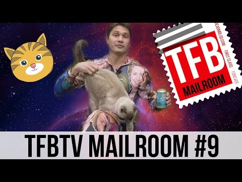 ✉TFBTV Mail Room Episode 9: The Mailbag Returneth