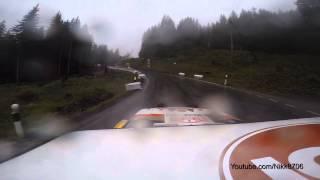 Terrific Onboard Hillclimb Audi S1 (Original Walter Röhrl)