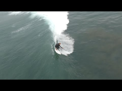 Huntington Beach, CA, Surf, 12/21/2019 AM - Part 3