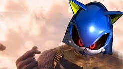 Don't Stop Metal Sonic Now  (Don't Start Now Dua Lipa Sonic The Hedgehog Parody)