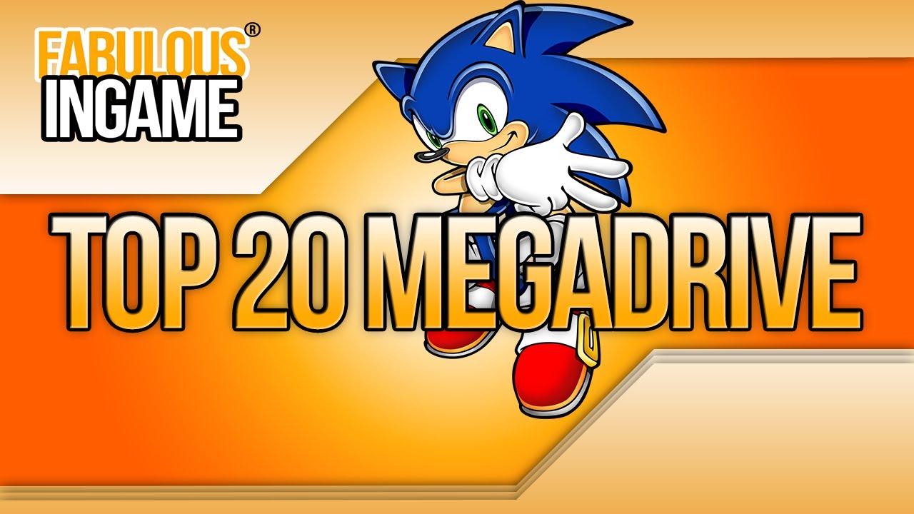 Top 20 Sega Megadrive Genesis Games Hd1080p Remastered