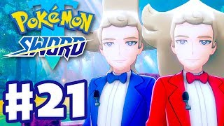 Sordward and Shielbert! - Pokemon Sword and Shield - Gameplay Walkthrough Part 21
