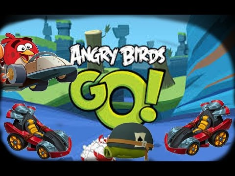 angry birds go deutsch