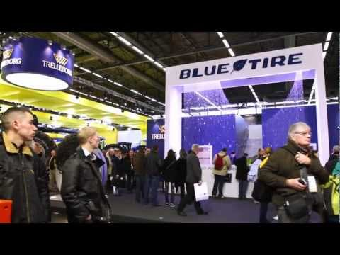 Trelleborg at SIMA 2013 - Interview with Mr. Ludovic Revel