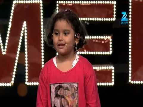 India's Best Dramebaaz - Solo Act 2